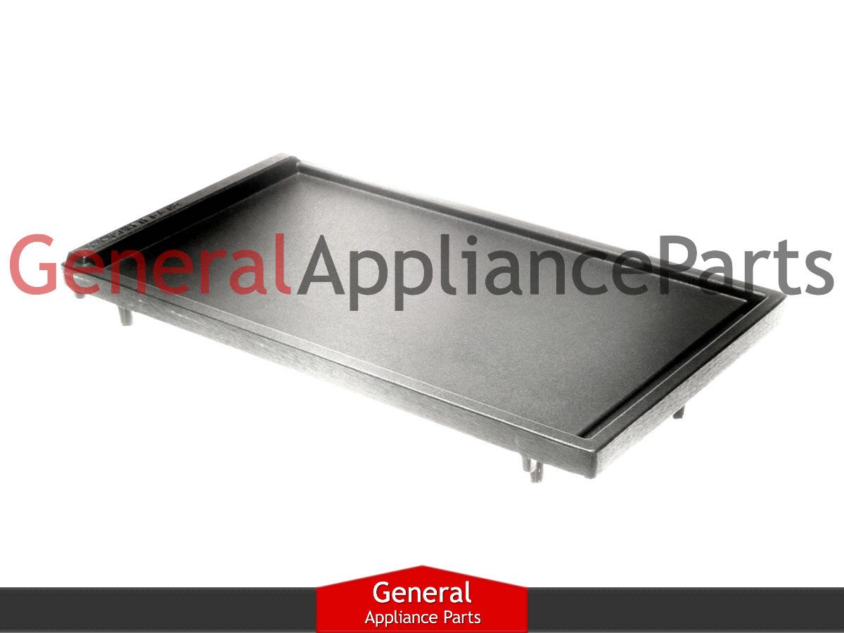 Jenn air electric downdraft cooktop parts - Jenn Air Designer Line Cooktop Gas Griddle Accessory Jga8200adx
