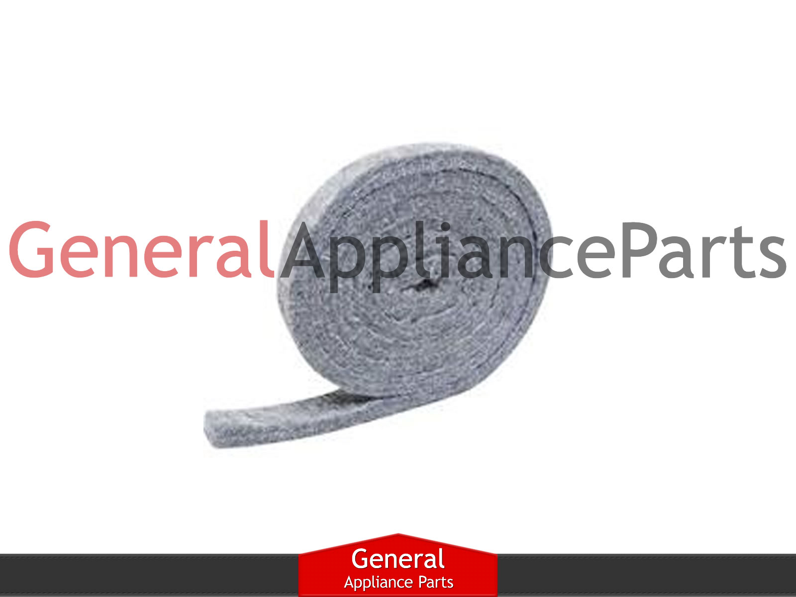 Details about GE General Electric Dryer Drum Front Felt Seal WE09M0015 on