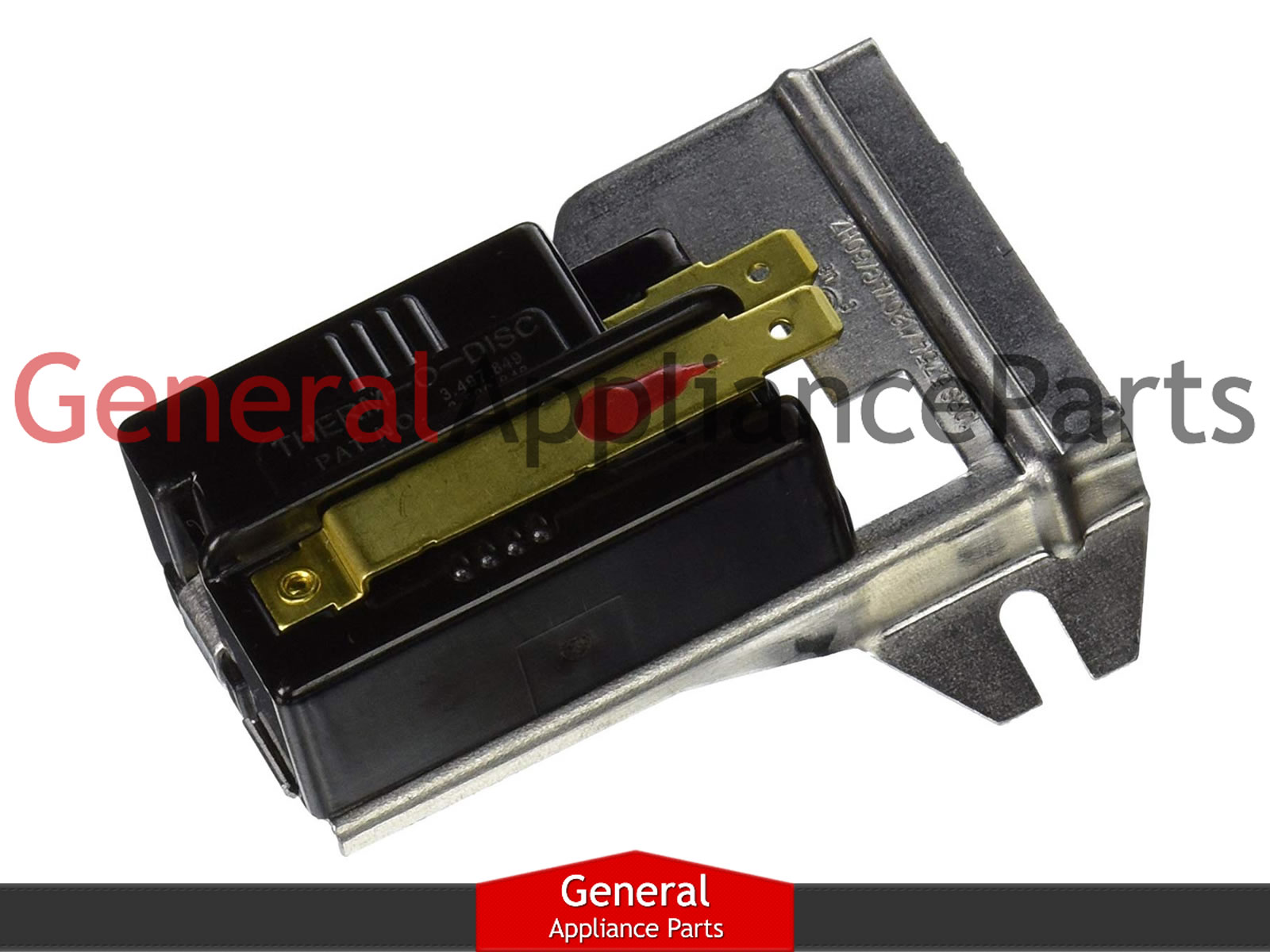 Details about GE General Electric Replacement Dryer Flame Sensor WE4X448 on