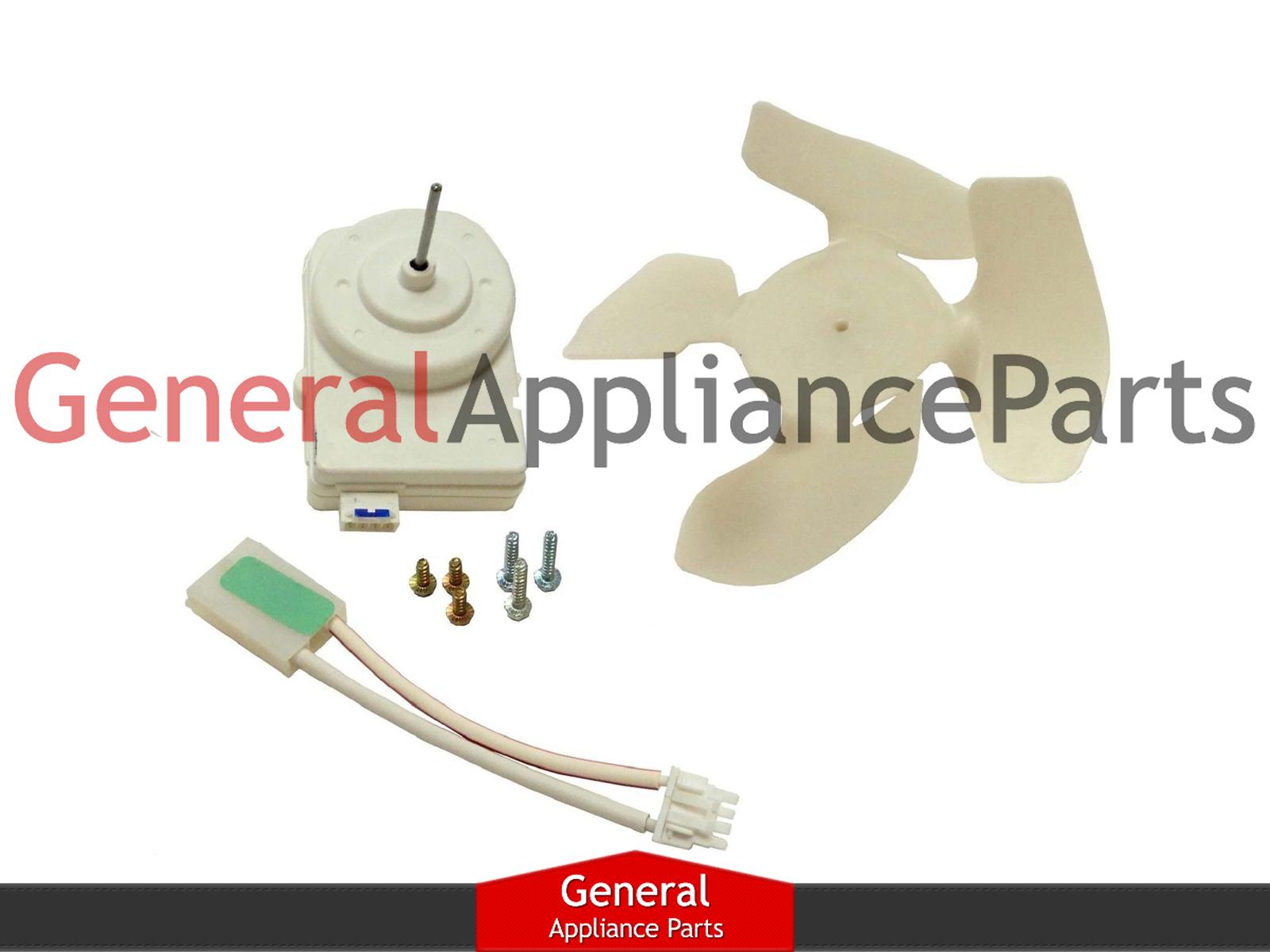 Kitchenaid Whirlpool Refrigerator Evaporator Fan Motor