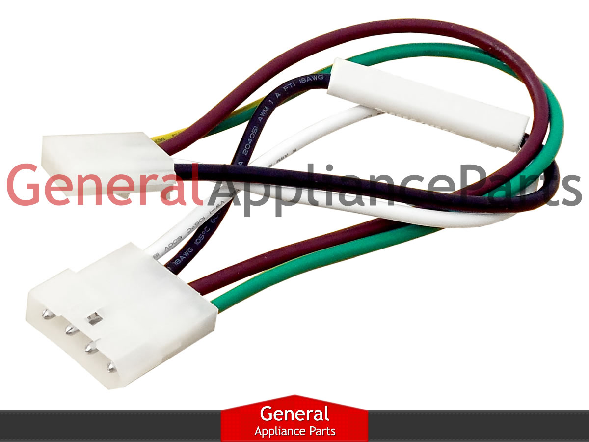 Ice Maker Wiring Harness - Function Wiring Diagram