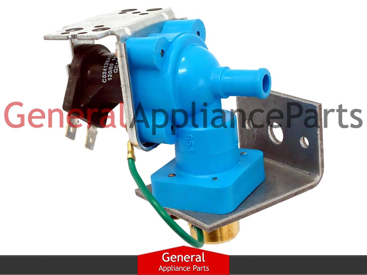 Whirlpool Kenmore Roper Maytag Dishwasher Water Inlet Valve 303650 719486 719052